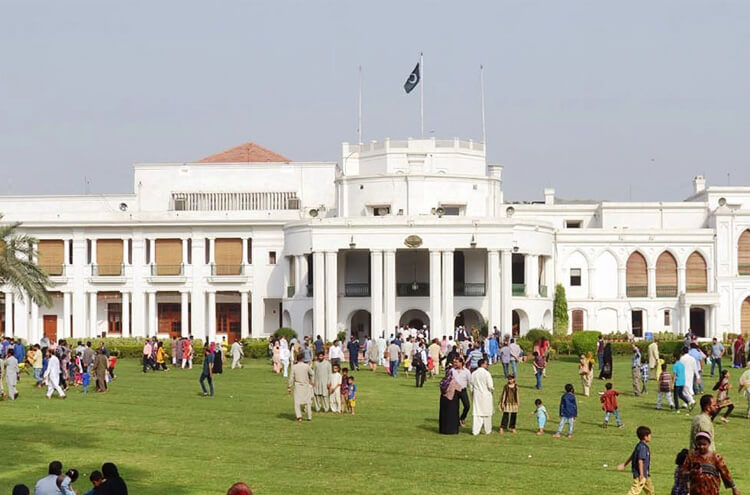 Governor House Lahore