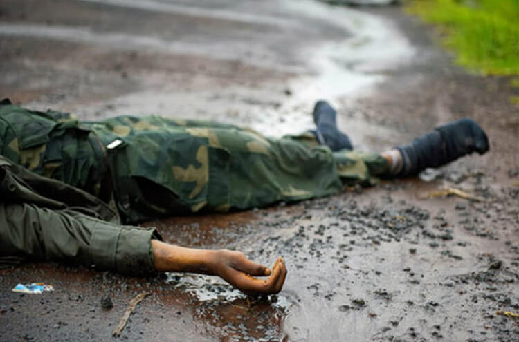 Indian Army Suicide