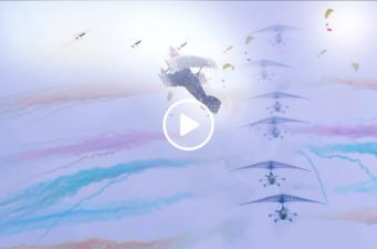 Thrilling highlights from 2019 FAI World Fly in Expo in C China