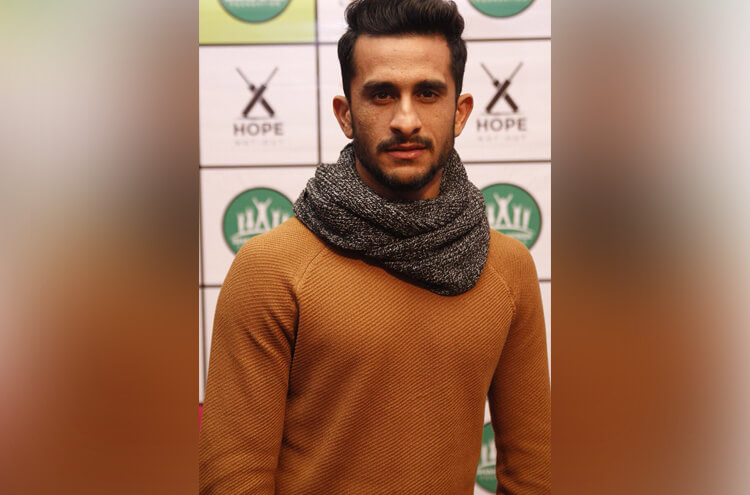 Hassan Ali Breaks Silence About Marriage With Indian Girl!