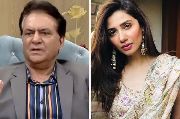 Mahira Khan should now play the role of mother!