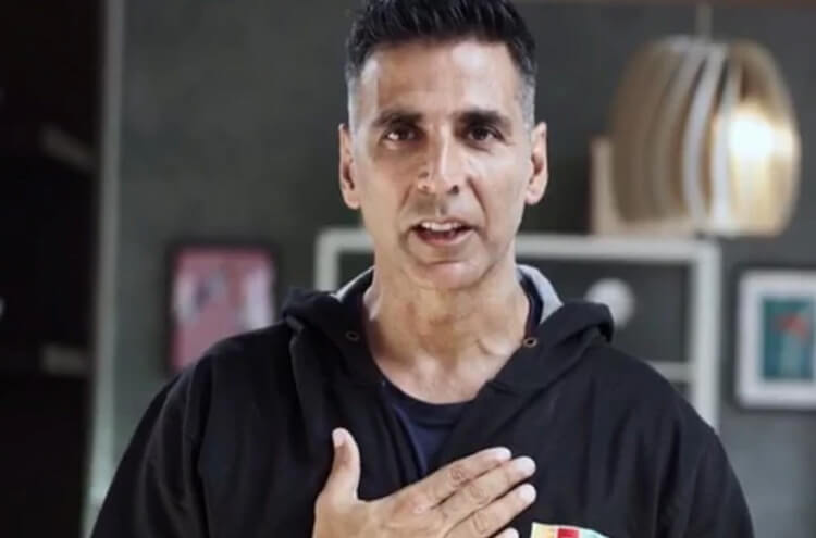 Akshay Kumar's fascinating reaction to conflicts between media and Kangana Ranaut!