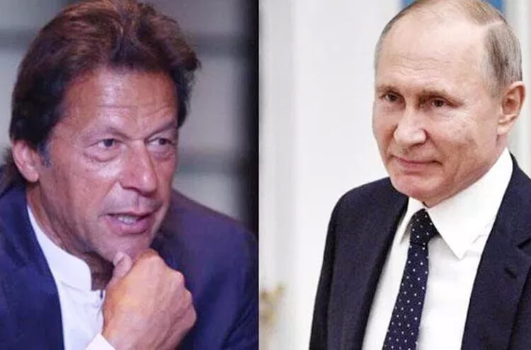 Imran Khan vs Putin