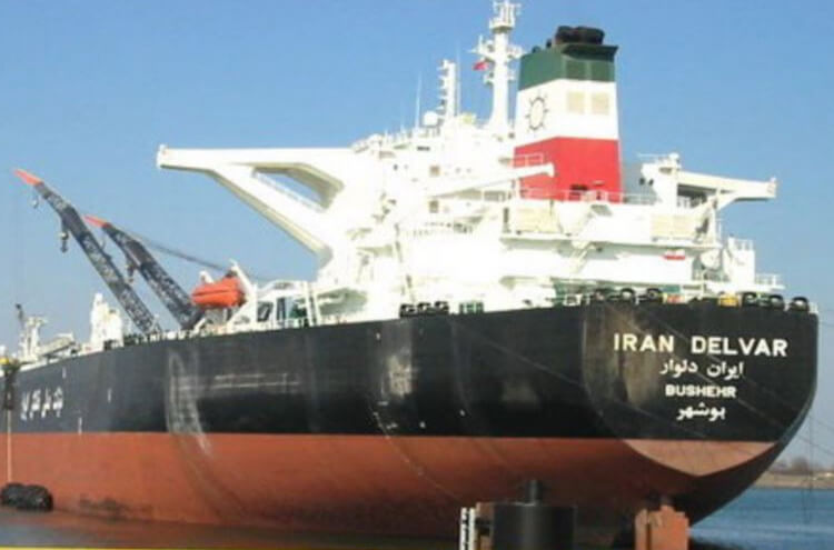 Iranian Oil Tankers