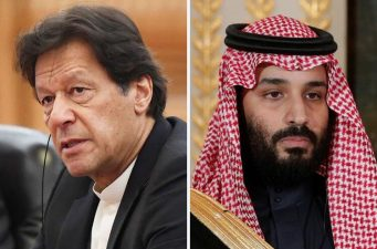 Saudi Crown Pince Telefonic Contact With PM Imran Khan!