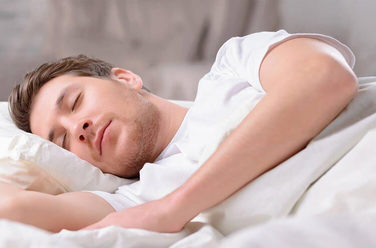 Experts find new formula for healthy sleep!