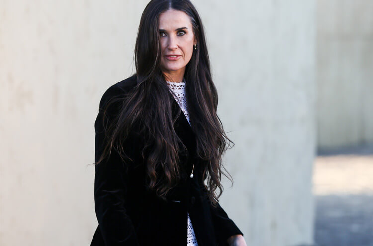 At age 15, I was raped and my mom took money from that person! Demi Moore