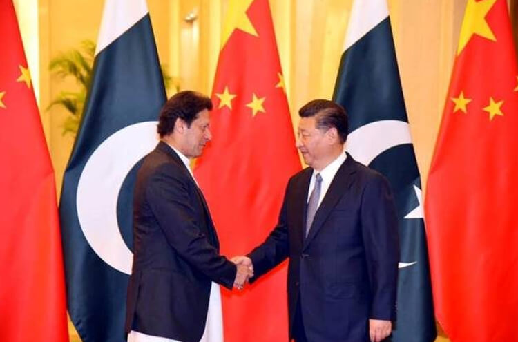 Pak vs China Friendship