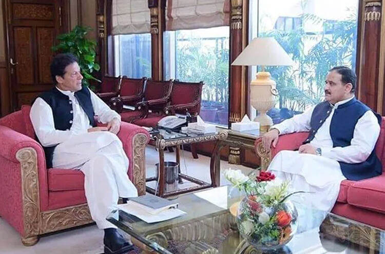 Prime Minister with CM