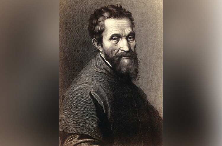 Michelangelo! An artist and sculptor, even after four centuries, whose art could not be diminished