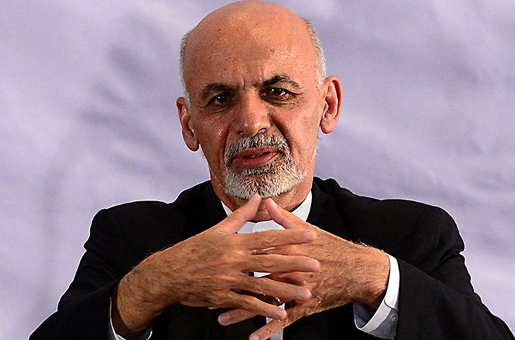 Afghan President Ashraf Ghani becomes enraged at his own secret agency