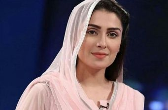 Actress Aiza Khan revealed her weakness