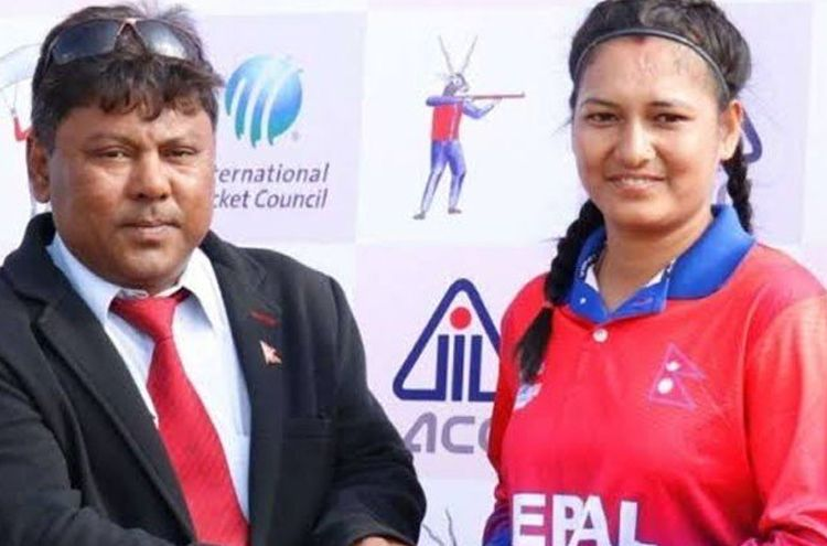 Nepali bowler Anjali Chand holds a unique record in T20 match