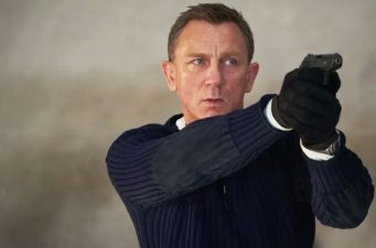 The first trailer for the James Bond action movie has been released