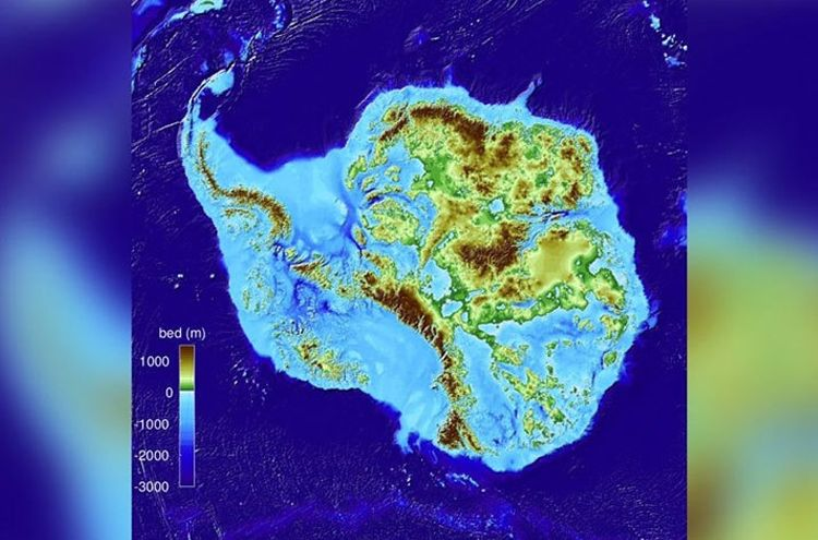 Researchers discover a new world under the ice of Antarctica