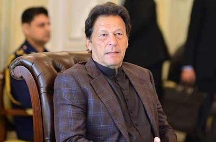 Pakistani Prime Minister Imran Khan responded to the film's offer in Bollywood