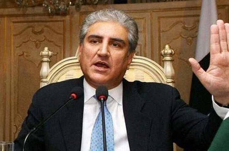 Shah Mehmood Qureshi talks about middle east war
