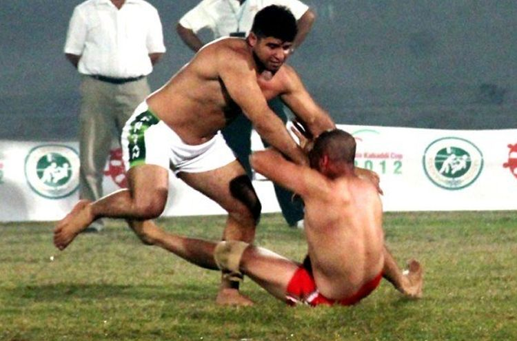 The cold weather in Lahore has disrupted the Kabaddi World Cup
