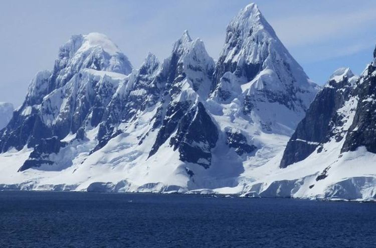 temperatures start to rise In Antarctica