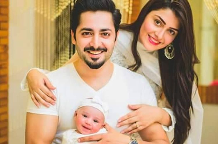 How did Danish Timur and Aiza Khan get married?