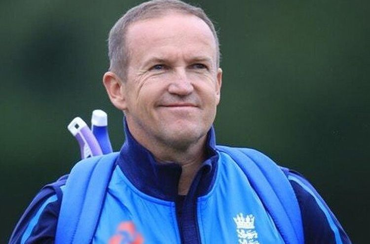 Glad to have come to Pakistan once again Andy Flower