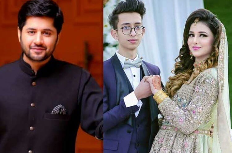 Assad and Nimra got married Don't criticize them Imran Ashraf