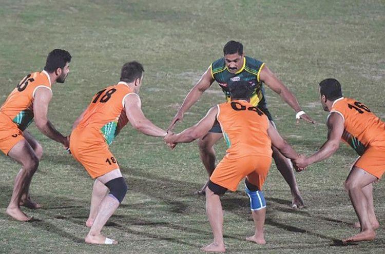 Pakistan became the world champion of Kabaddi for the first time after defeating traditional rivals India