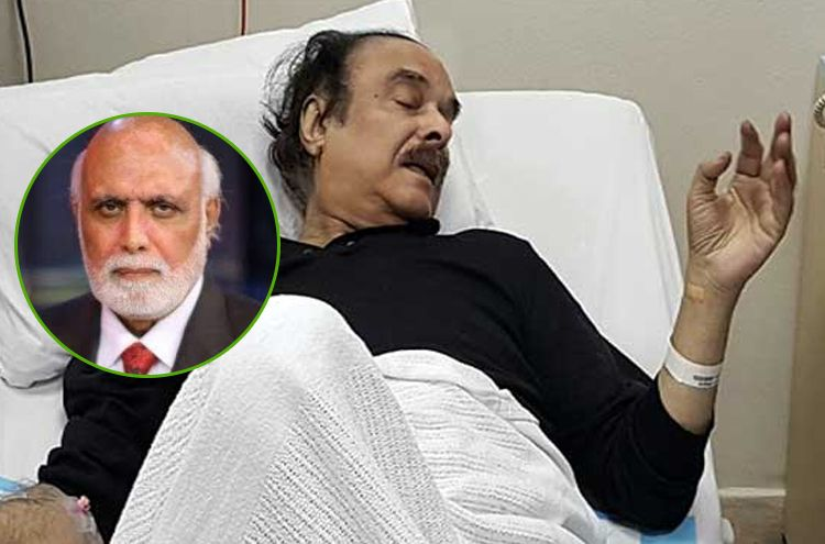 What was Naeemul Haq's last wish senior journalist Haroon-ul-Rashid told
