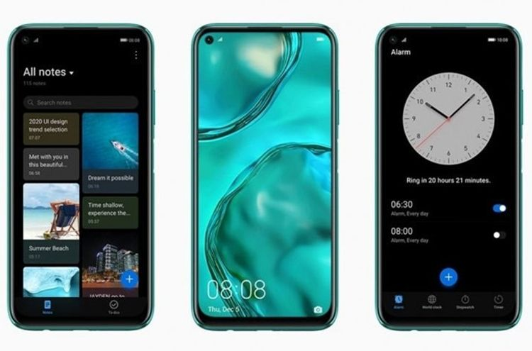 Huawei launches new flagship phone P40 Lite in Europe