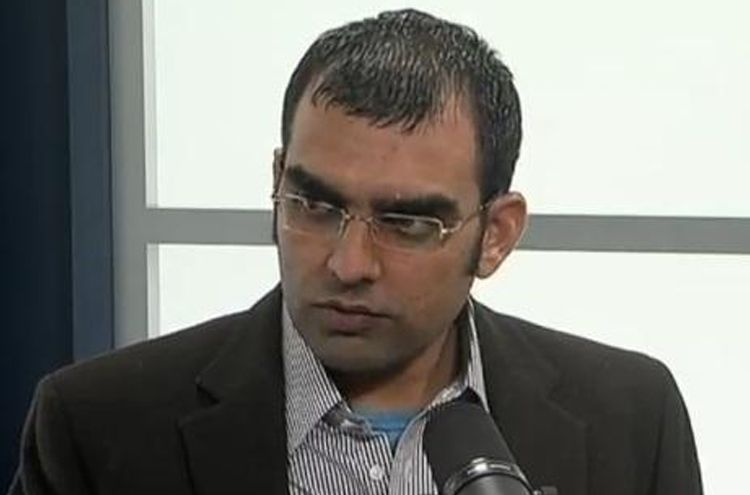 I was beaten with a rod journalist Omar Cheema revealed.