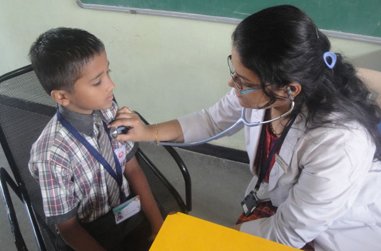 Children suffer from anemia vitamin D and calcium deficiency due to lack of standard facilities