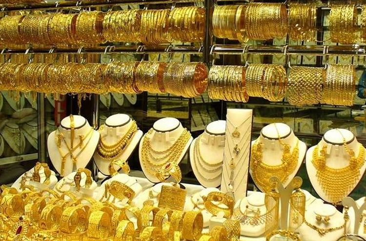 Gold prices dropped significantly