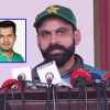 What's more important is talent or honesty All-rounder Mohammad Hafeez said