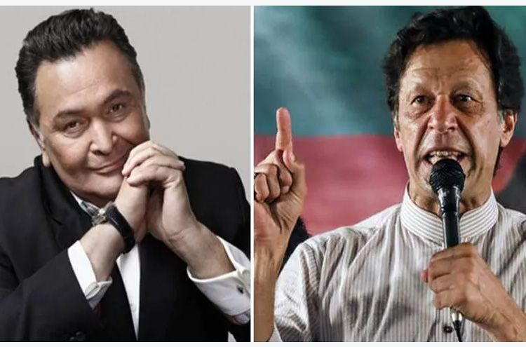 Rishi Kapoor advises PM Imran on COVID-19