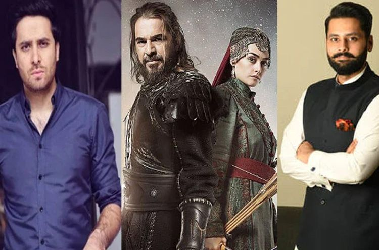 I am proud to be a Pakistani and I will see Ertugrul Ghazi singer Haroon Shahid