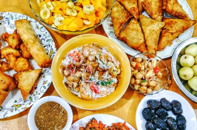 What to eat in Sahar and Iftar