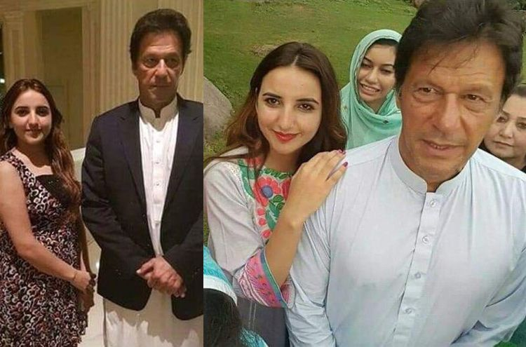 a picture with Imran Khan is an honor for me