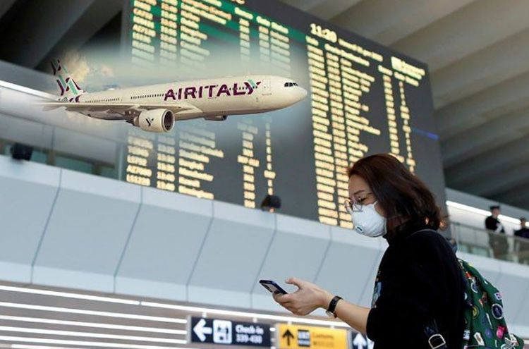 Italy announces resumption of flights from June 3