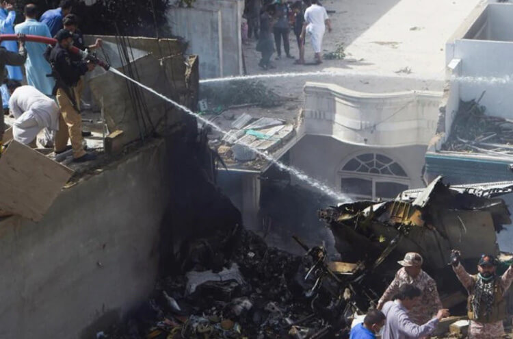 Karachi Air Crash