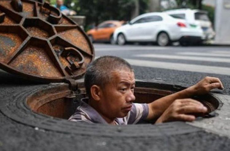 Manhole cover thieves 'may get death sentences in China