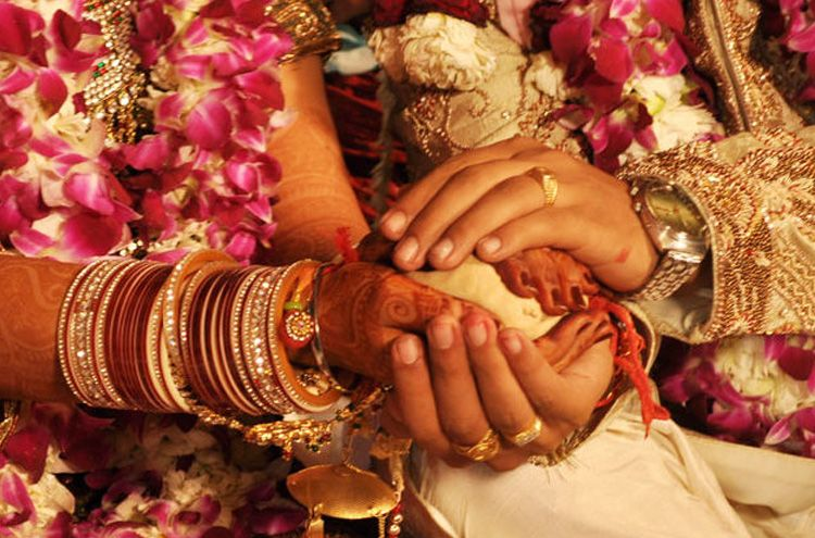 Ten million marriages have been canceled in India due to lockdown