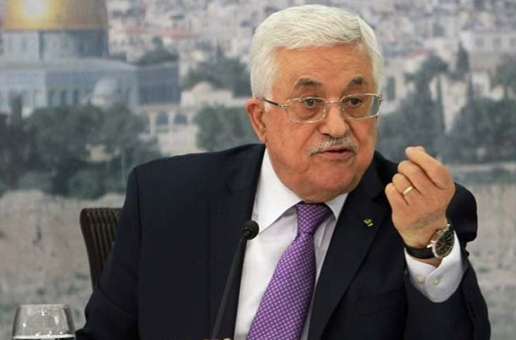 The Palestinian president announced the cancellation of all agreements with Israel