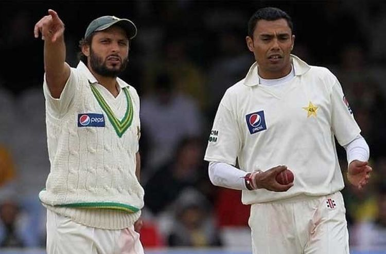 Shahid Afridi has always been against me Danish Kaneria