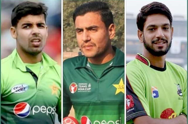Shadab Harris and Haider Ali's corona test results became positive