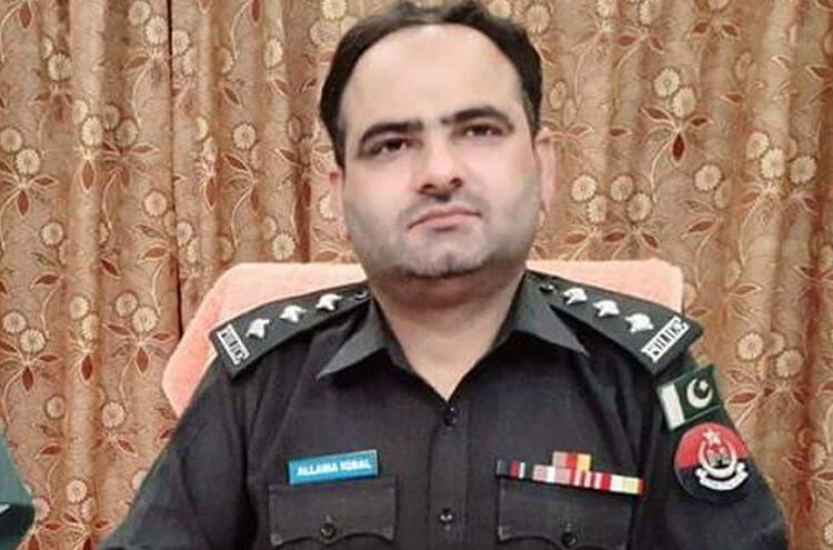 DSP Shaheed and 3 policemen injured due to firing in Swabi