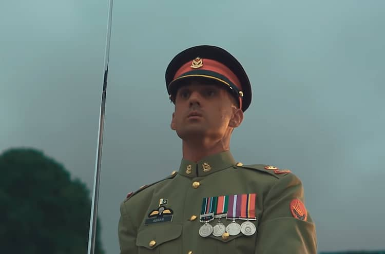 ISPR released a new song on Defense Day