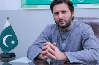 Shahid Afridi made a big announcement for South Waziristan