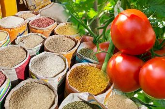 Prices of 22 items including tomatoes onions sugar and rice increased