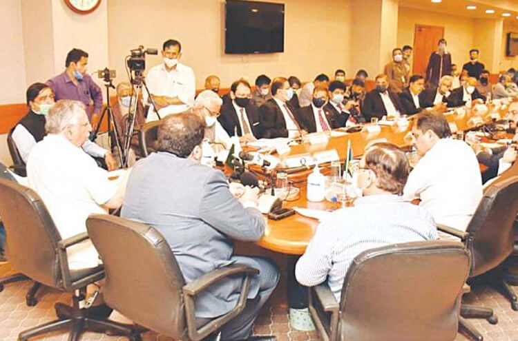 Government announces withdrawal of FBR notices to traders